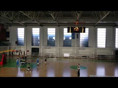 Basketball U14  KB Kerasan vs KB Trepca 11.12.2016