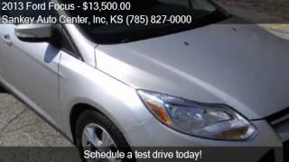 2013 Ford Focus for sale in Salina, KS 67401 at the Sankey A