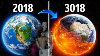 सिर्फ जिगर वाले लोग देखें इस वीडियो को   earth after 1000years after