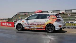 FASTEST VW GOLF 7R AT 5500 FEET ABOVE SEA LEVEL IN SA BY RGM