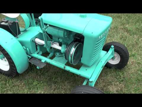 wheel horse and other small tractors