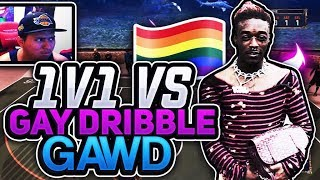 THE BEST DRIBBLER ON 2K IS GAY | 1v1 SAYS HE WANTS TO SUCK MY 🍆  NBA 2K17 !!! 🤦‍♂️🤦‍♂️🤦‍♂️🤦‍♂️