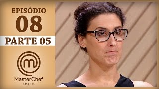MASTERCHEF BRASIL (25/04/2017) | PARTE 5 | EP 8 | TEMP 04