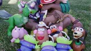 Toy Story 3 Final - Acción Real - Latino
