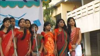 MEHERUNNSA GIRLS' SCHOOL & COLLEGE VIDEO AAMAR SONAR BANGLA