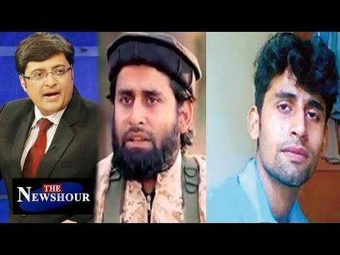 Batla Encounter Terrorists in ISIS Video: The Newshour Debate (23rd May 2016)