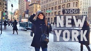 New York, Thoughts on Courage and School   Mimi Ikonn Vlog