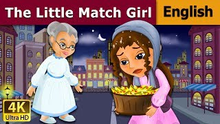 Little Match Girl in English | English Story | Fairy Tales in English | English Fairy Tales