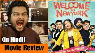 Welcome to New York - Movie Review