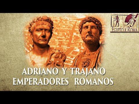 EMPERADOR ROMANO TRAJANO Y ADRIANO DOCUMENTAL