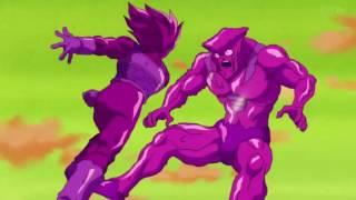 Goku vs copy-Vegeta (1080P- eng subs)