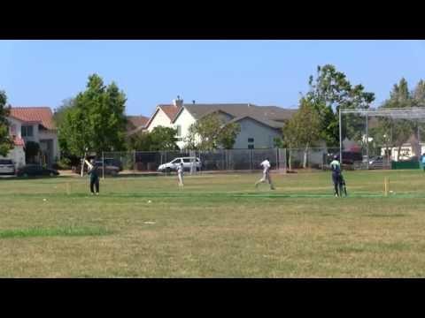 Union City Cricket Club - Cavaliers vs Central Valley Cricket Club - UC batting - Part 2