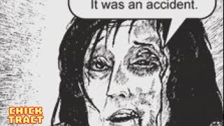 The Secret- Cancelled Chick Tract