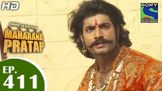 Bharat Ka Veer Putra Maharana Pratap - महाराणा प्रताप - Episode 411 - 5th May 2015