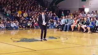 외국인 학생이 추는 싱크로율 고퀄 마이클잭슨 춤
