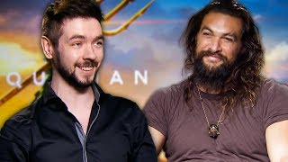 Jason Momoa Spills His Life Secrets!