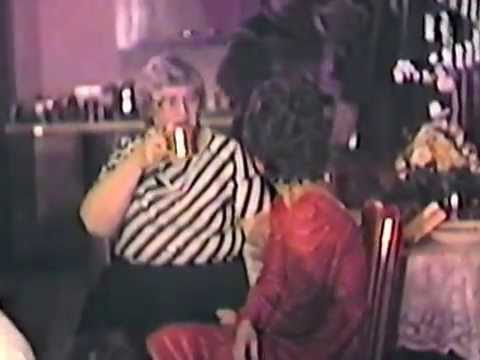 Garnd Ma Mittner and Brian's birthday partys