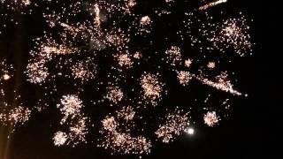 Fireworks in SlowMotion