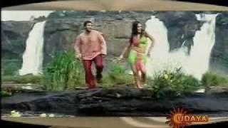 hot kannada actress deepu spicy wet navel show in a waterfall