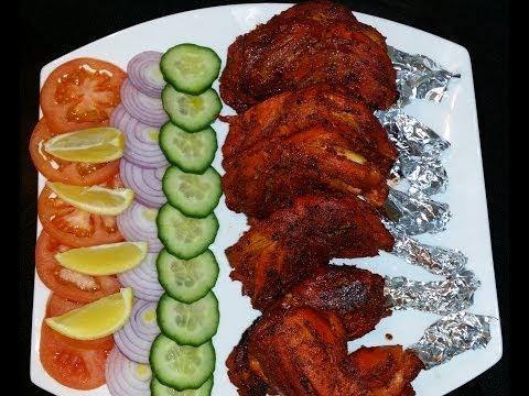 Tandoori Chicken تندوری چکن / Cook With Saima