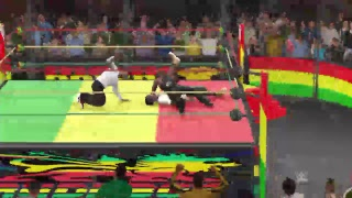 PS4 WWE 2K WWE AFRICAN CHAMPIONSHIP TOURNEMENT [HD] (Live)