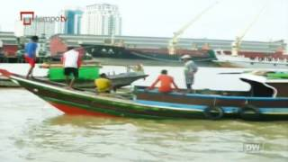 Sehari Bersama Pemulung Bawah Laut Burma - Asia Calling