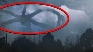 Top 15 Mysteries In The Sky Caught on Tape