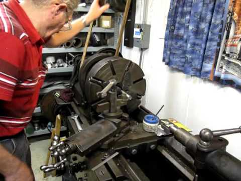 Threading on a 100 Year Old Lathe