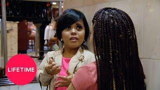 Little Women: Atlanta - Tanya Consoles an Emotional Andrea (Season 3, Episode 19) | Lifetime