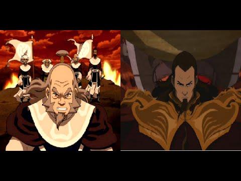 Iroh vs Ozai     Who would win?