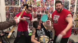 SHOCKING HEEL TURN AT DUHOPS BIRTHDAY PARTY CHANGES EVERYTHING In GTS WRESTLING!