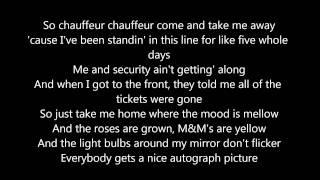 Lupe Fiasco-Superstar ft. Matthew Santos(Lyric Video)