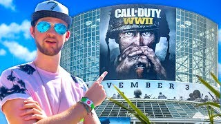Playing the NEWEST GAMES in the WORLD... EARLY! 🎮 (EPIC VLOG)