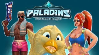 Paladins Gets Weirder.