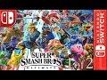 Download Video Download Longplay of Super Smash Bros. Ultimate (1/2) 3GP MP4 FLV