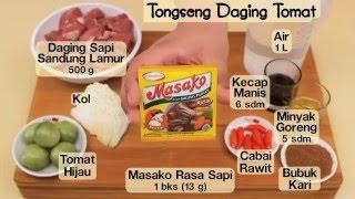 Dapur Umami - Tongseng Daging Tomat