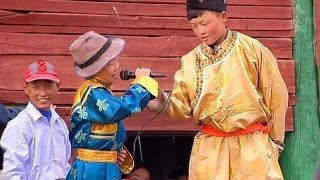 Experiencing A Traditional Mongolian Festival - Tribe With Bruce Parry - BBC