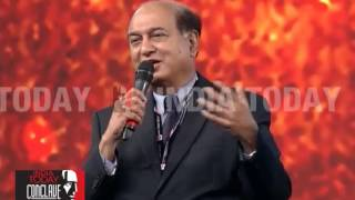 Abdul Basit Vs G Parthasarthy On India Pakistan Love Story or Hate Tale   India Today Conclave 2017