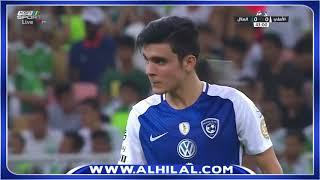 ملخص مباراة الهلال والأهلي 0-0 - الدوري السعودي للمحترفين ج25