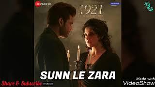 Status Song || Meri Dua || 1921 || Zareen & Karan || Armaan Malik || Zee Music Company ||