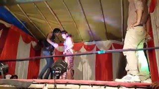 Hot Desi Girl And Boy Dance in Arkestra in UP