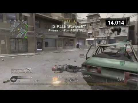 A Bygone Era: Episode 2 - 15 Second Search and Destroy Ace (COD4)