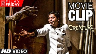 Attack Of Creature | CREATURE 3D Movie Clips | Filmy Friday | T-Series