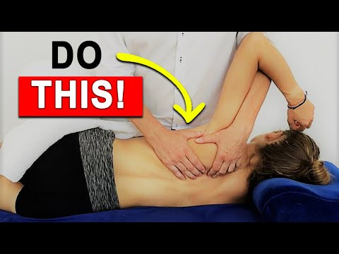Back Massage Tutorial How to Give a Back Massage for Beginners