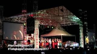 ICAL MAJENE - SALENDANGMU (Cover) Pemilihan Tomakappa Tomalolo Majene 2017