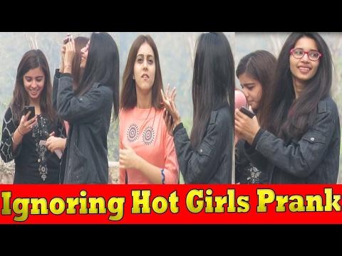 Ignoring Hot Girls Prank | Pranks in India | Danger Fun Club