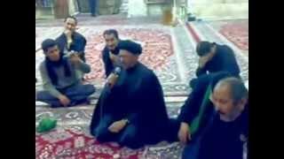 الكفر داخل حرم الحسين عليه السلام ...هل من متعض ياروافض