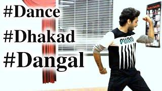 Dance  Dhaakad  Dangal  Aamir Khan  Pritam  Dangal Songs  Raftaar