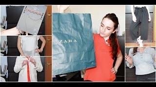 SPRING TRY ON HAUL | Zara