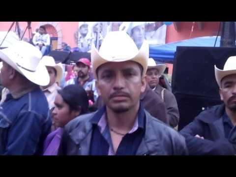 Topada en xichu Celso mancilla vs Pablo gonzales